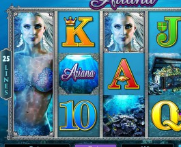 Ariana Slot Offers Stacked Symbols and Free Spins