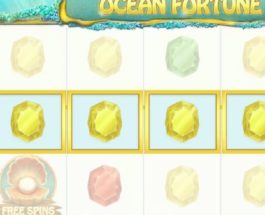 Ocean Fortune Slot Takes You Under the Sea