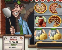 Pizza Palooza Slots Offers The Roman Empire's Progressive Jackpot