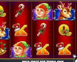 Santa Slots Offers Jackpots Straight From Mr Claus
