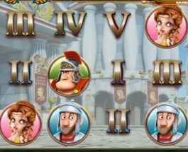 Ave Caesar Slot Takes You Back to a Bonus Packed Roman Empire