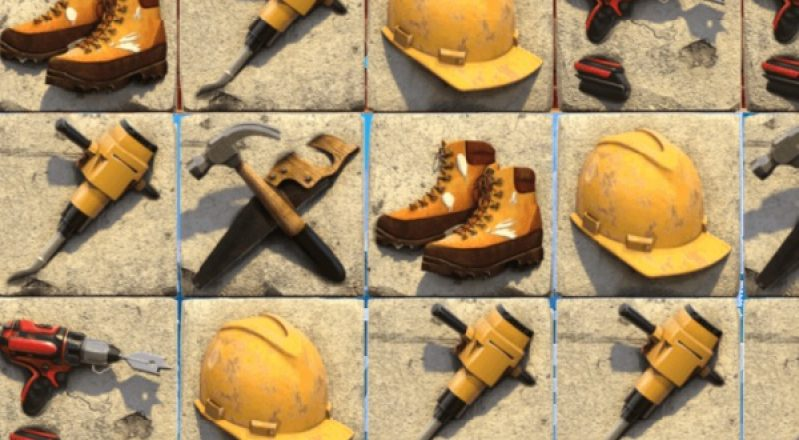 Under Construction Slot Will Build Multiple Winning Combos