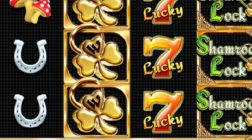 Shamrock Lock Slot Features Stacks of Wild Re-Spins
