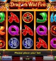 Dragon's Wild Slot Features Special Expanding Wilds