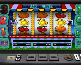 Big Wheel Slots Is a Classic Game Packed with Bonuses