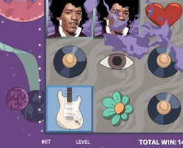 Jimi Hendrix Slot Brings Music to the Reels