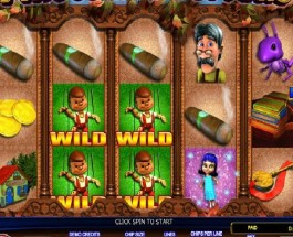 Pinocchio's Fortune Slot Machine is Packed With Bonuses