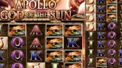 Apollo: God Of The Sun Slot Features Two Sets of Reels