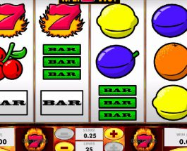 Super 7 Hot Slot Is A Classic Game with 4 Reels