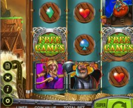 Rise of the Vikings Slots Takes You Sailing for Free Spins