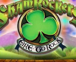 Shamrockers Eire To Rock Slot Offers Lucky Clover Wins