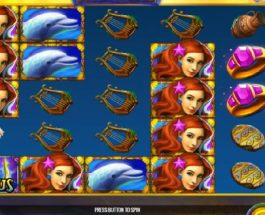 King of Atlantis Slot Brings You Underwater Winnings
