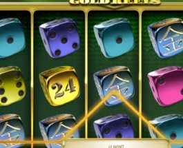 Roll The Dice in 24K Gold Reels Slot for Progressive Wins