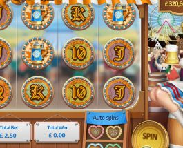 Oktoberfest Spins Slot Offers Beer Themed Progressive Wins