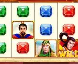Three Kingdoms Slot Invites You to Choose Your Warrior