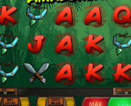 Amazonia Slot Takes You into the Jungle