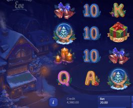 Christmas Eve Slot Makes It Christmas All Year Round