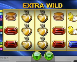 Extra Wild Slot Features Wild Multipliers