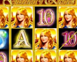 Garden of Riches Slot Machine Launches with Progressive Jackpot