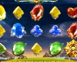 Lightning Gems Slot Covers The Reels with Wilds