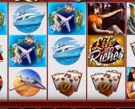 Life of Riches Slot Multiplies Wild Wins