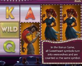 Full Moon Romance Slot Features Transforming Symbols