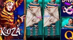 Cirque Du Soleil: Kooza Slot Offers Tricks and Jackpots