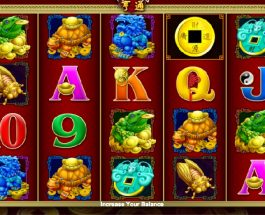 Eternal Fortune Slot Offers Multiplying Wild Symbols