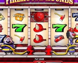 Firehouse Hounds Slot Offers Wild Reels and Free Spins