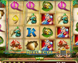 Pixie Gold Slot Features 1,296 Ways to Win