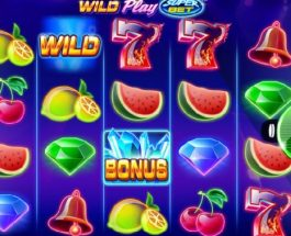 Wild Play Super Bet Slot Features Huge Multipliers