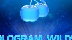 Hologram Wilds Slots Beams Wilds onto the Reels