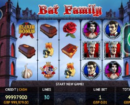 Bat Family Slot Offers Spooky Free Spins