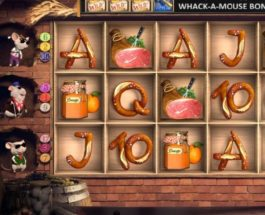 3 Blind Mice Slot Offers Six Base Game Bonus Features