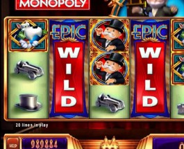 Epic Monopoly 2 Slot Brings the Board Game to Life