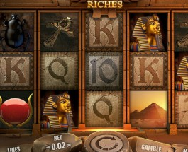 Rabcat's River of Riches Slot Brings Free Spins to Ancient Egypt