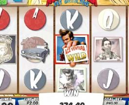 Ace Venture Pet Detective Slot Offers Animal bonuses