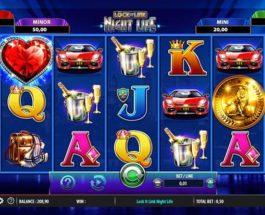Lock It Link Night Life Slot Captures Hearts with Progressive Jackpots