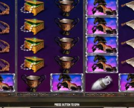 King of Macedonia Slots Features Extra-Wide Wilds