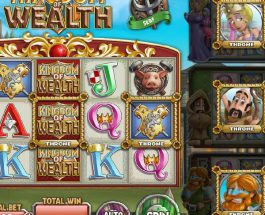 Kingdom of Wealth Slot Offers Riches Fit for a King