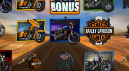 Harley Davidson Freedom Tour Slots Takes You Riding for Wins