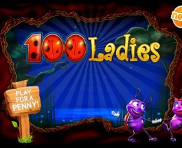 100 Ladies Slot Offers 100s of Ways to Win