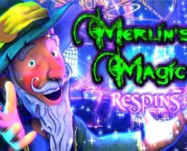 Merlin's Magic Respins Released by NextGen Gaming