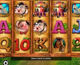 Barnyard Bonanza Slot Offers Spins on a Farm