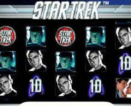 New Star Trek Slots at Sky Vegas