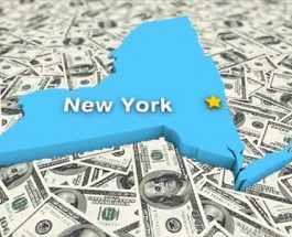 New York Highly Dependent on Gambling Revenues