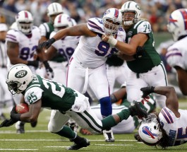 New York Jets vs Buffalo Bills Betting Preview