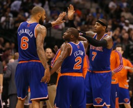 New York Knicks vs Phoenix Suns Betting Odds