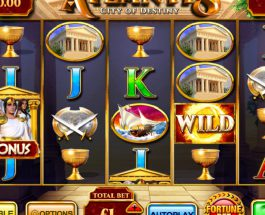 Atlantis City of Destiny Slot Offers Loads of Bonuses