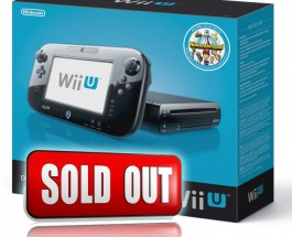Nintendo Wii U Deluxe Sells Out